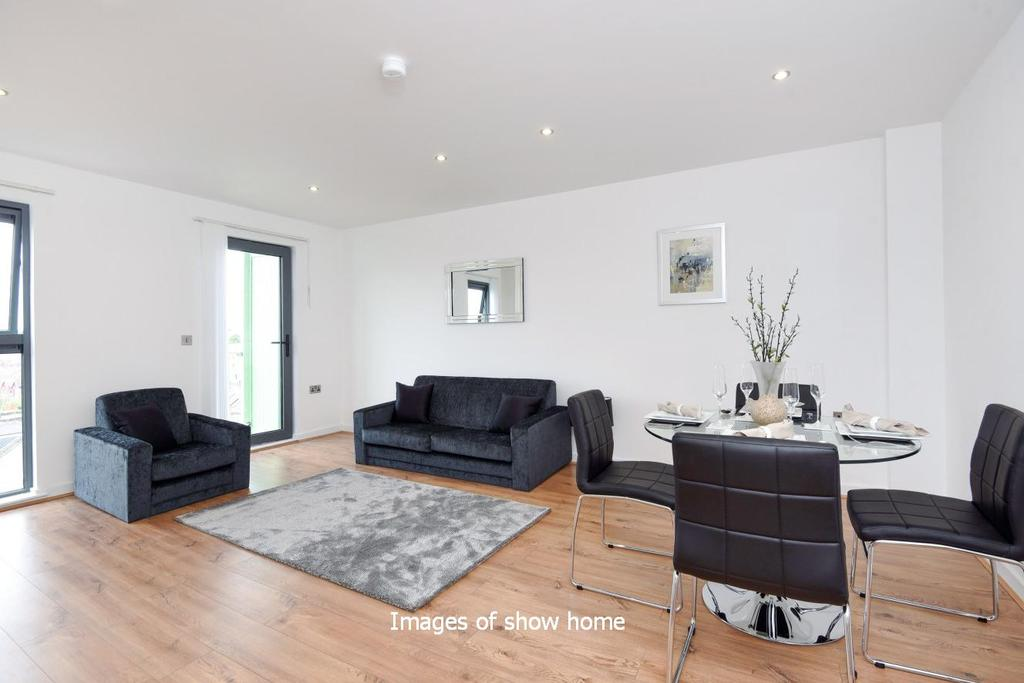 2 Bedrooms Flat for sale in Milner Road, Wimbledon, SW19