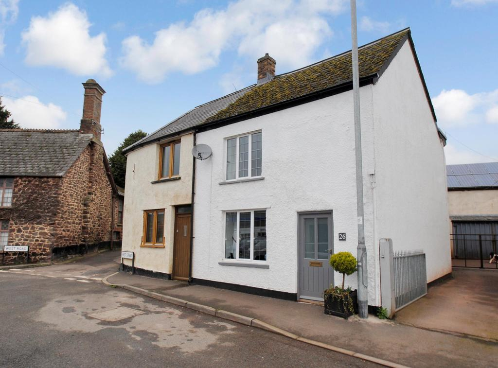 3 Bedrooms Semi Detached House for sale in West Street, Wiveliscombe