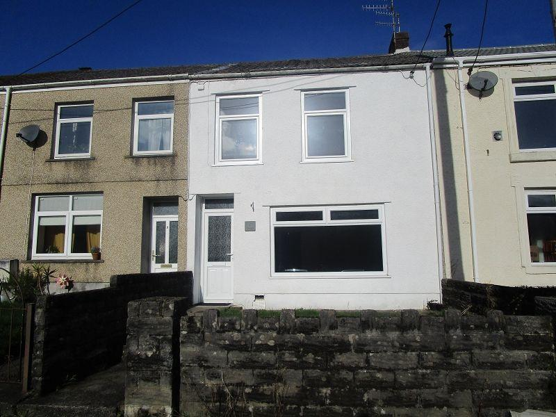 3 Bedrooms Terraced House for sale in Prospect Place, Ystalyfera, Swansea.
