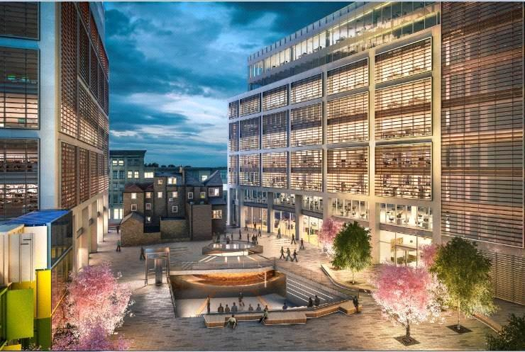 Studio Flat for sale in The Stage, Shoreditch, EC2A
