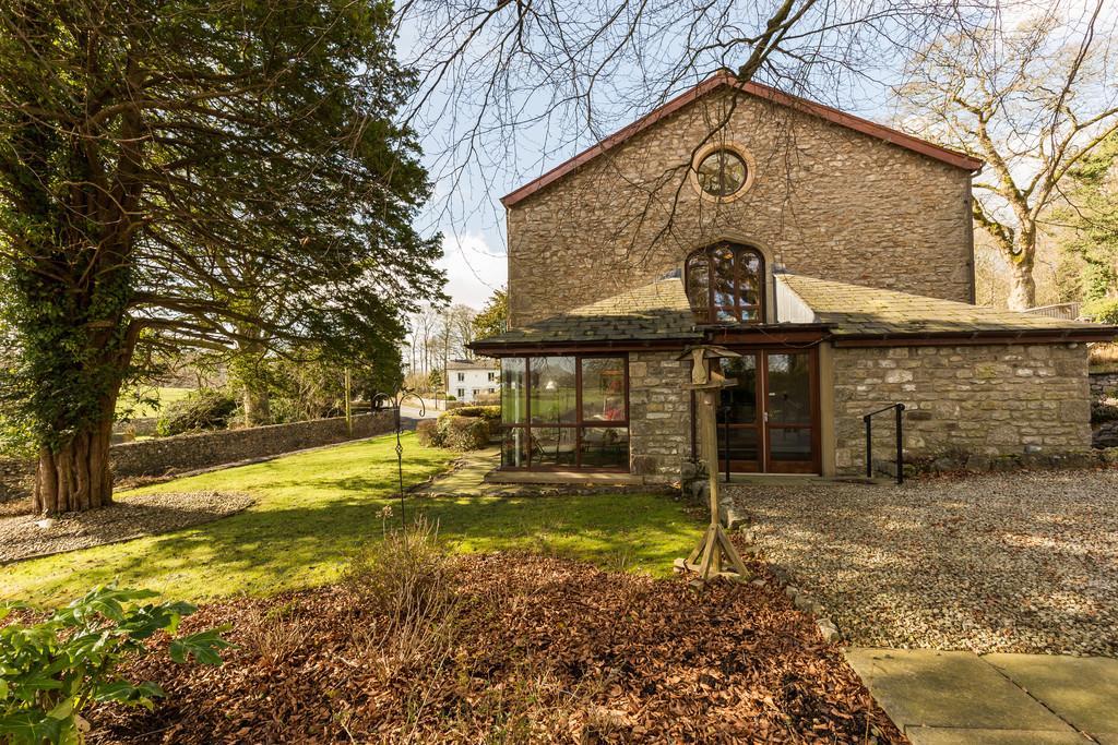 4 Bedrooms End Of Terrace House for sale in 3 St John's Cottages, Emesgate Lane, Silverdale, Carnforth, Lancashire LA5 0RN