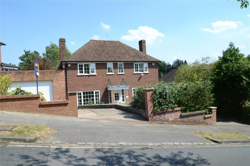 3 Bedrooms Detached House for sale in Elsley Road, Tilehurst, Reading, Berkshire, RG31