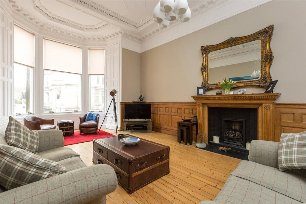 4 Bedrooms Flat for sale in Palmerston Place, Edinburgh