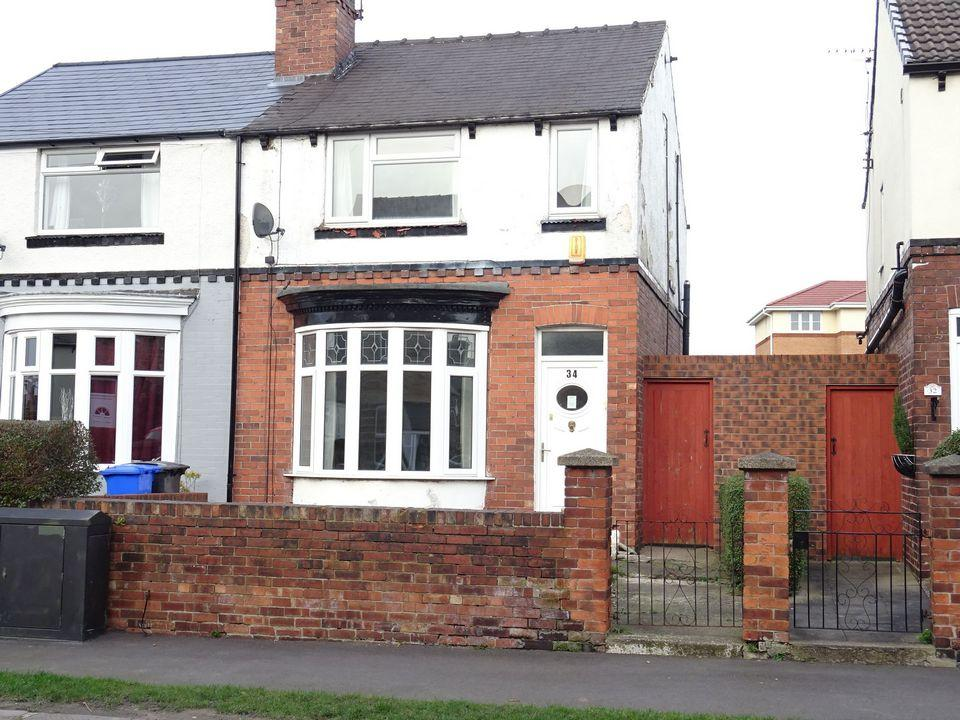 3 Bedrooms Semi Detached House for sale in 34 Halesworth Road, Handsworth, Sheffield S13