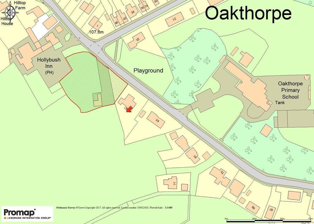 Land Commercial for sale in School Street, Oakthorpe