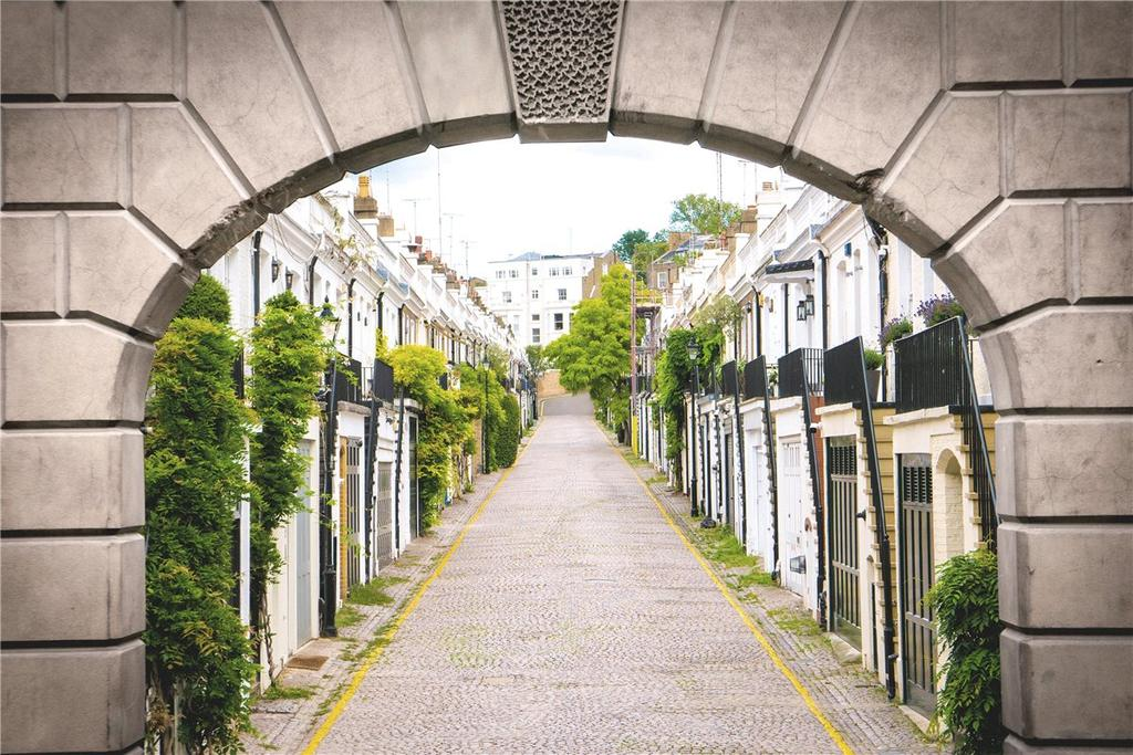 2 Bedrooms House for sale in Holland Park Mews, London, W11