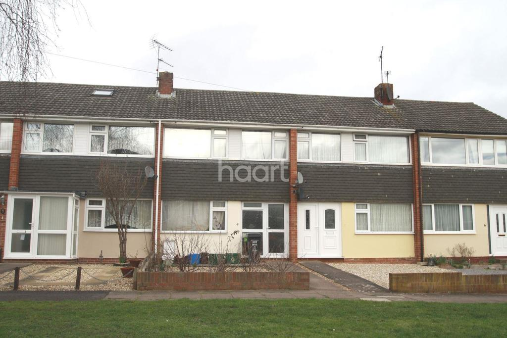3 Bedrooms Terraced House for sale in Obridge Crescent, Taunton