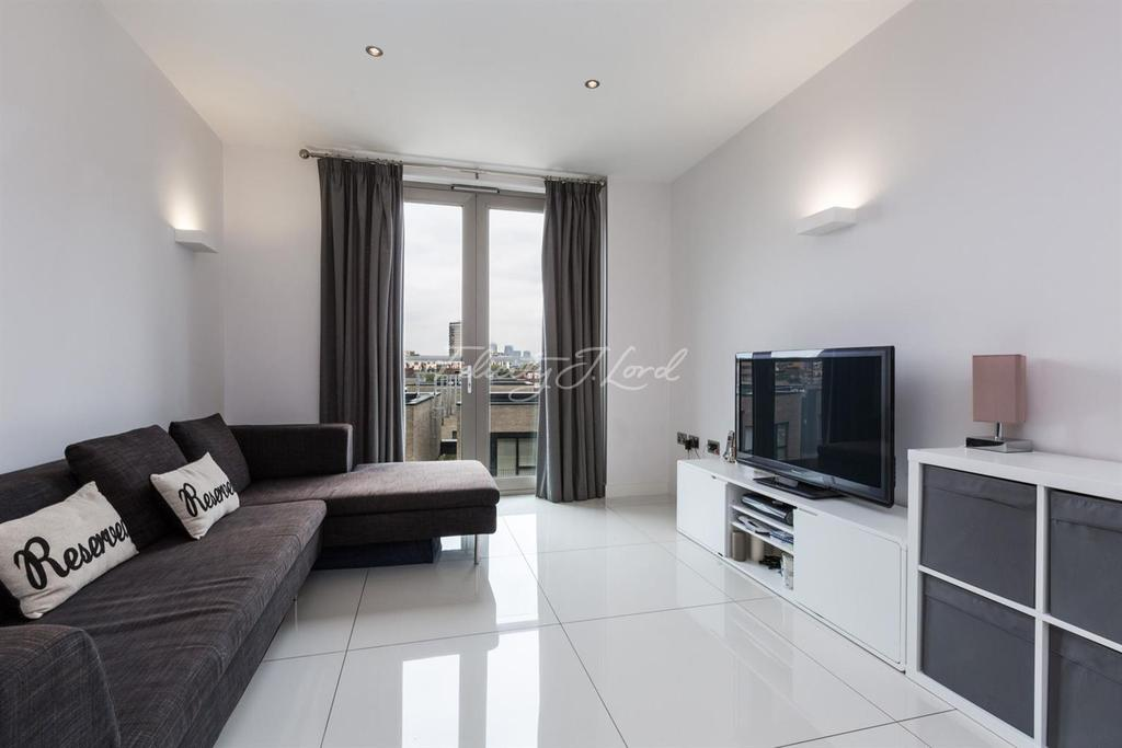 2 Bedrooms Flat for sale in Haven Way SE1