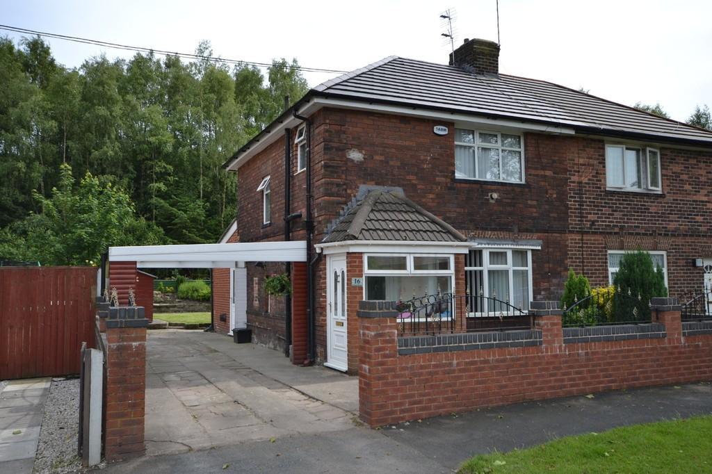 3 Bedrooms Semi Detached House for sale in Ewart Road, Haresfinch, St. Helens