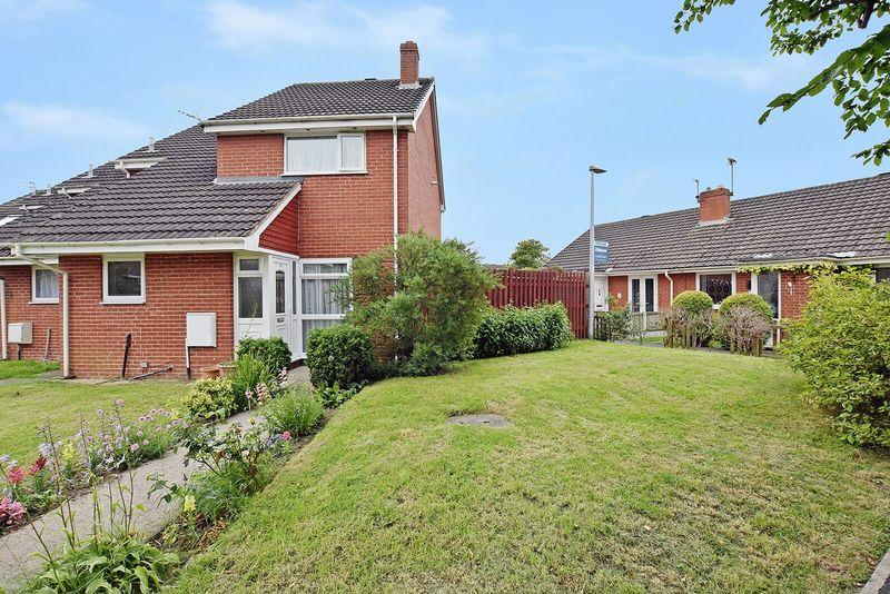 2 Bedrooms End Of Terrace House for sale in Abington Walk, Sutton Park