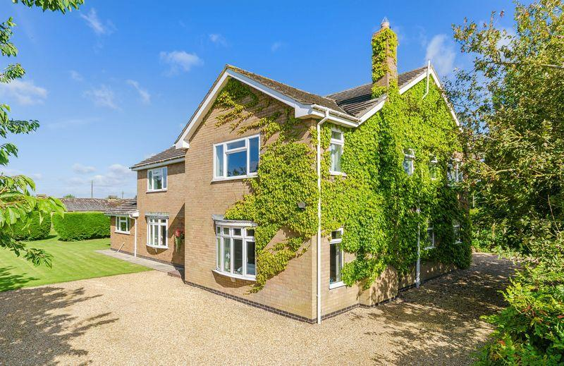 6 Bedrooms Detached House for sale in Stickney - formal gardens, paddocks and outbuildings