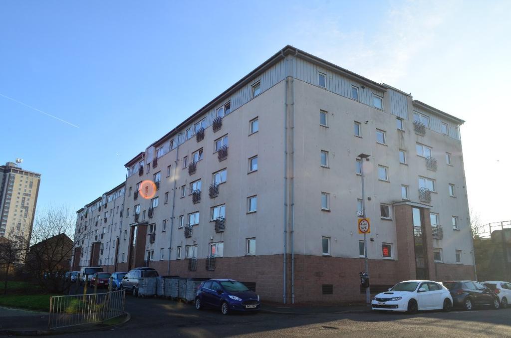 2 Bedrooms Flat for sale in Jordan Street, Flat 2/1, Whiteinch, Glasgow, G14 0RD