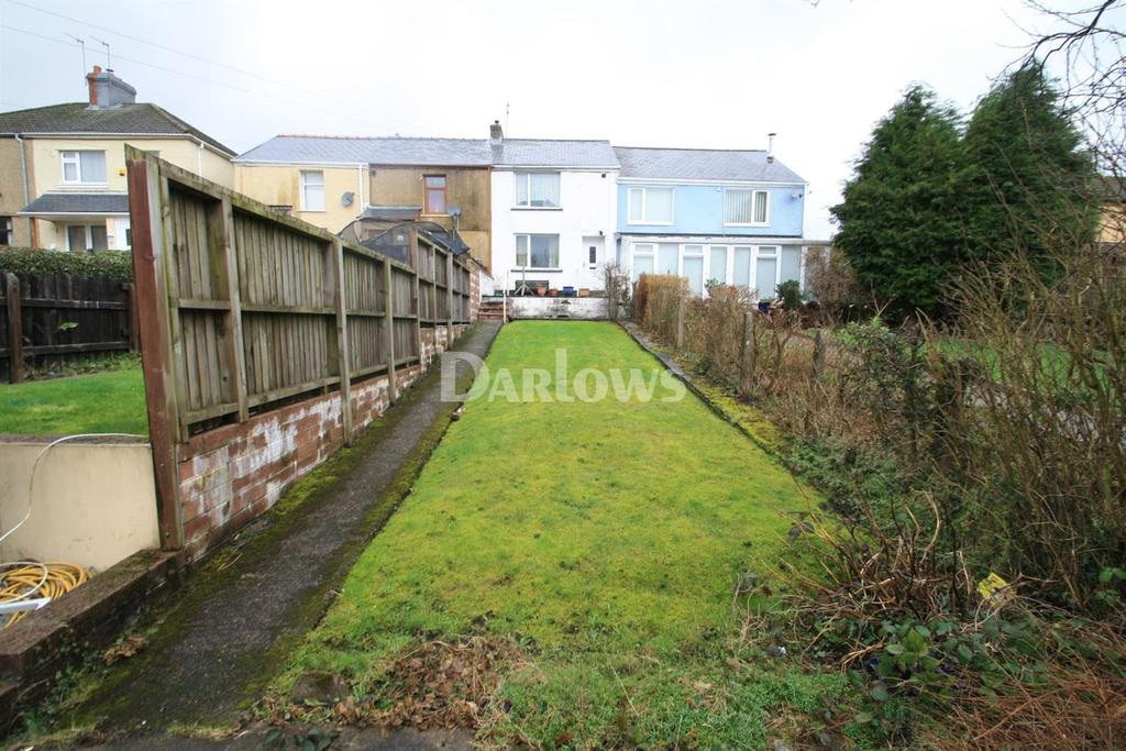 2 Bedrooms Terraced House for sale in Rassau Road, Rassau, Ebbw Vale, Gwent