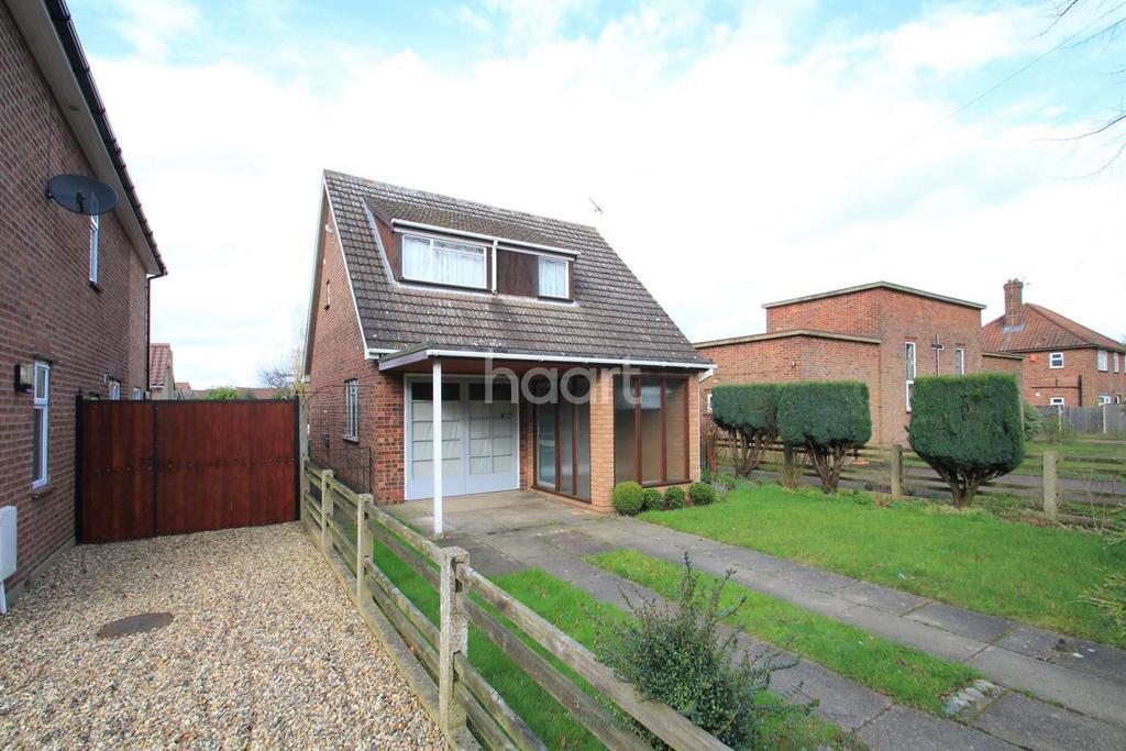 3 Bedrooms Detached House for sale in Norwich, NR5