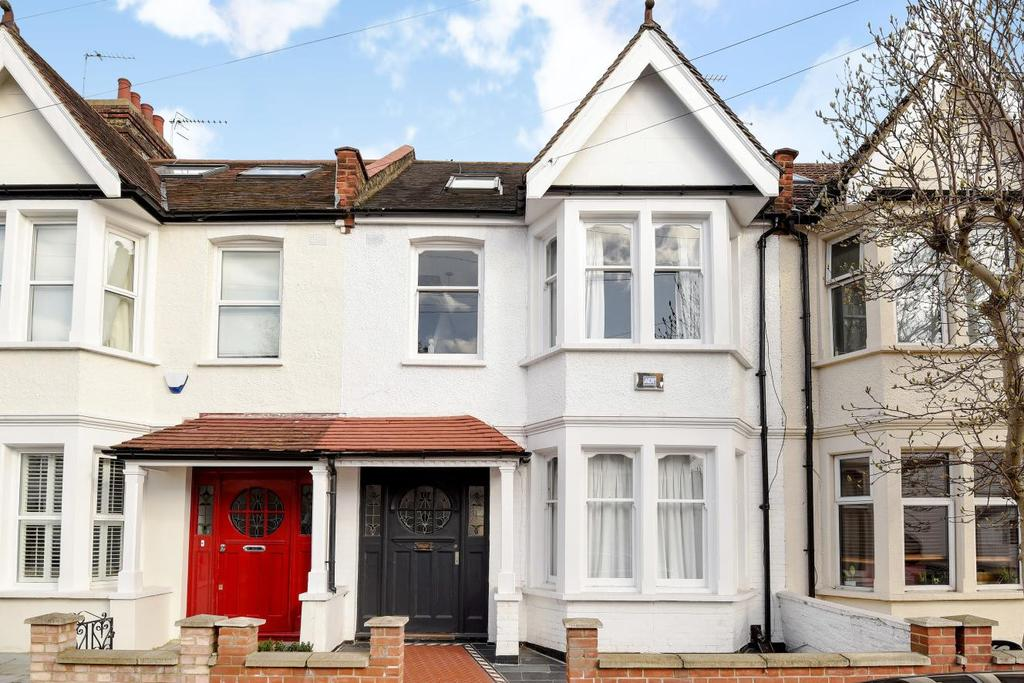 3 Bedrooms Terraced House for sale in Greenend Road, Chiswick
