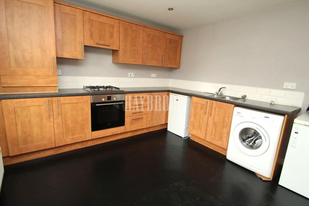 2 Bedrooms Flat for sale in Bretton Close, Brierley