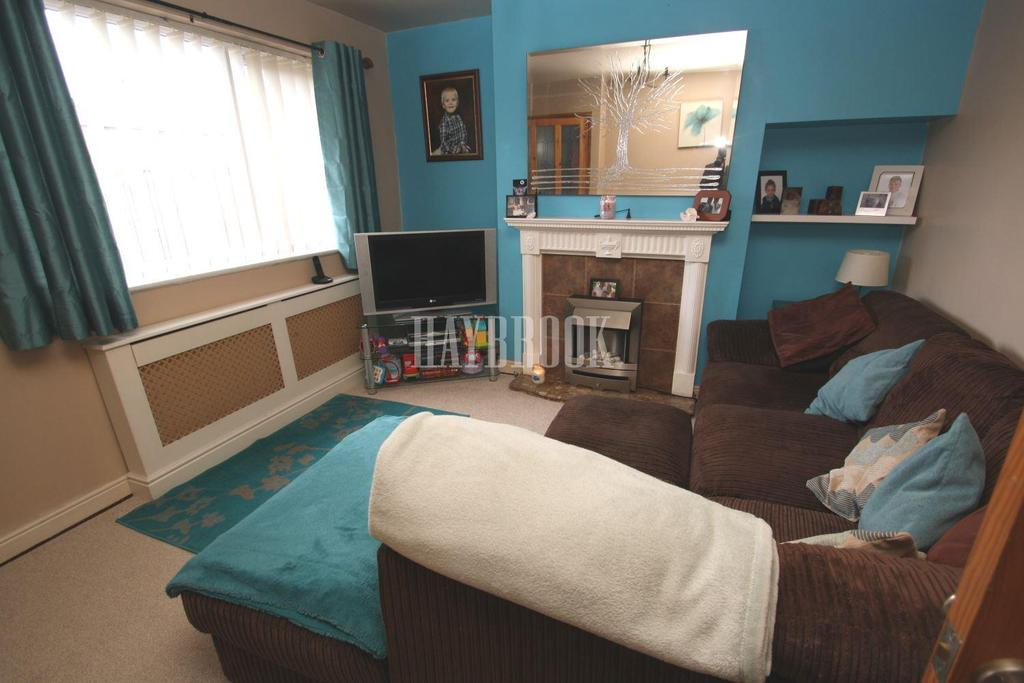 3 Bedrooms Terraced House for sale in Hopefield Avenue, Frecheville, S12
