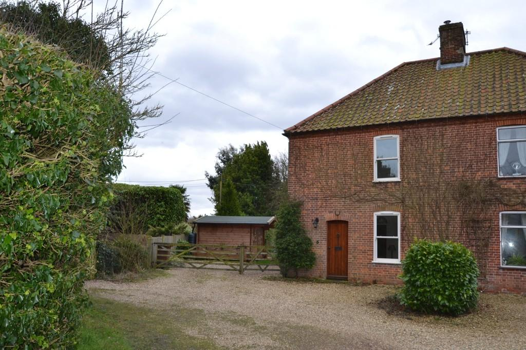 2 Bedrooms Cottage House for sale in Thursford
