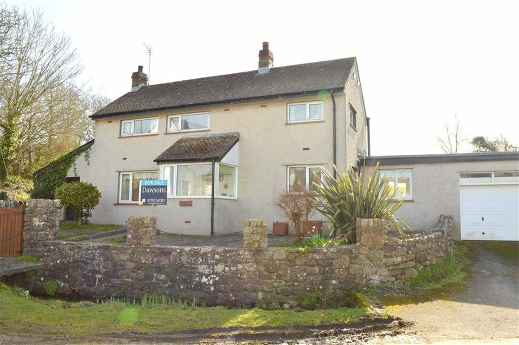 3 Bedrooms Detached House for sale in Vicarage Lane, Llangennith, Swansea