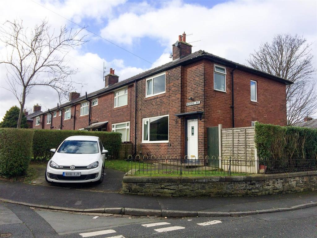 2 Bedrooms Semi Detached House for sale in Berridge Avenue, Burnley