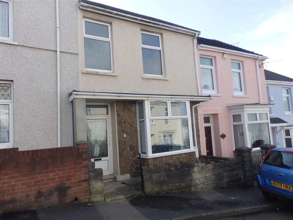3 Bedrooms Terraced House for sale in Myrtle Terrace, Llanelli