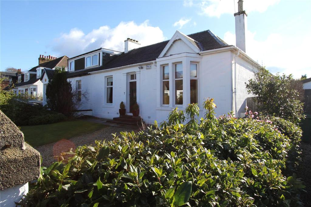 4 Bedrooms Semi Detached Bungalow for sale in Boclair Avenue, Bearsden, Glasgow