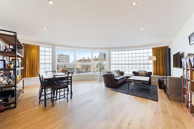 2 Bedrooms Flat for sale in New Crane Wharf, 88 Wapping Wall, London, E1W