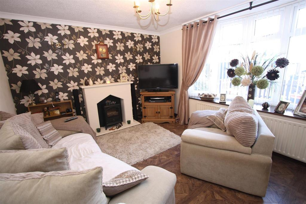 2 Bedrooms Semi Detached House for sale in Scargill, Darlington