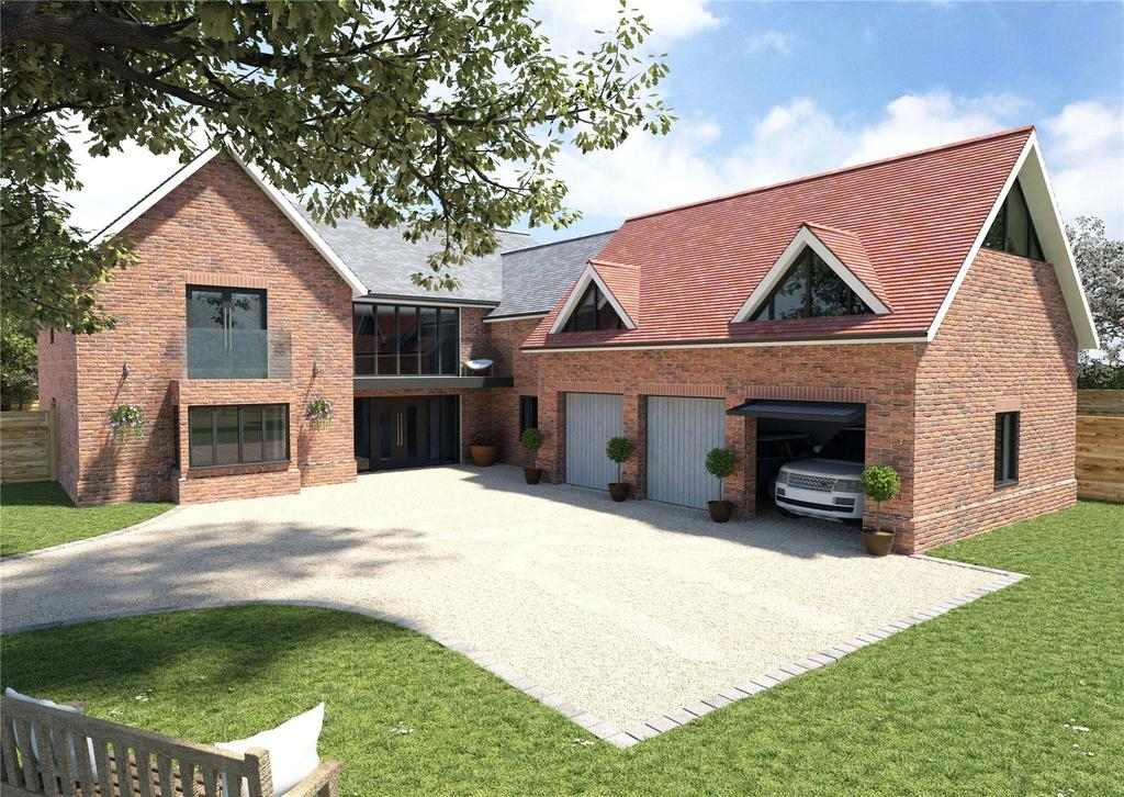 Plot Commercial for sale in Oxford Road, Frilford Heath, Abingdon, Oxfordshire