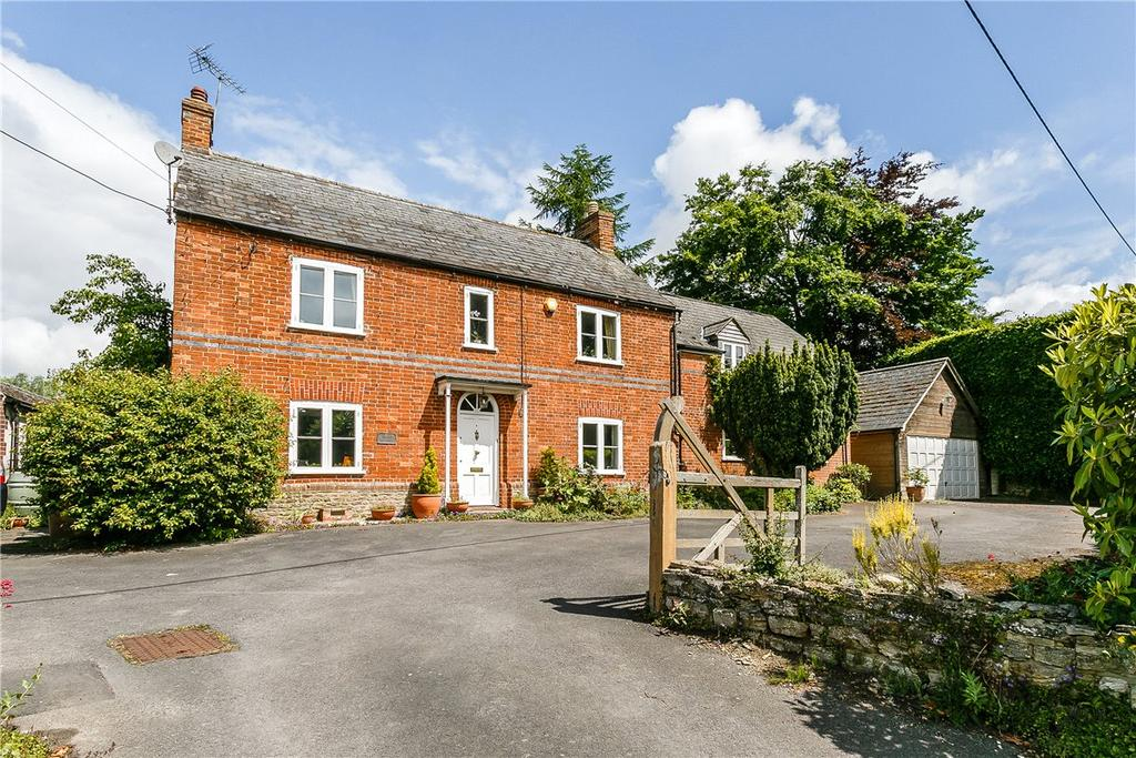 5 Bedrooms Detached House for sale in Faringdon Road, Southmoor, Abingdon, Oxfordshire, OX13