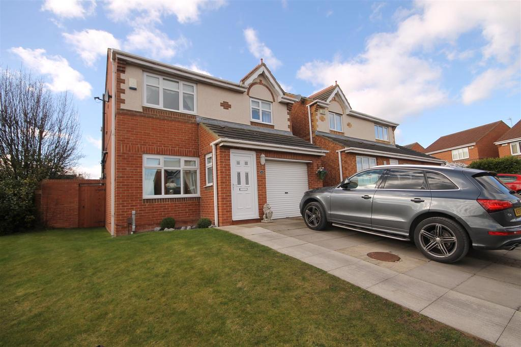 3 Bedrooms Detached House for sale in Falcon Road, Bishop Cuthbert, Hartlepool
