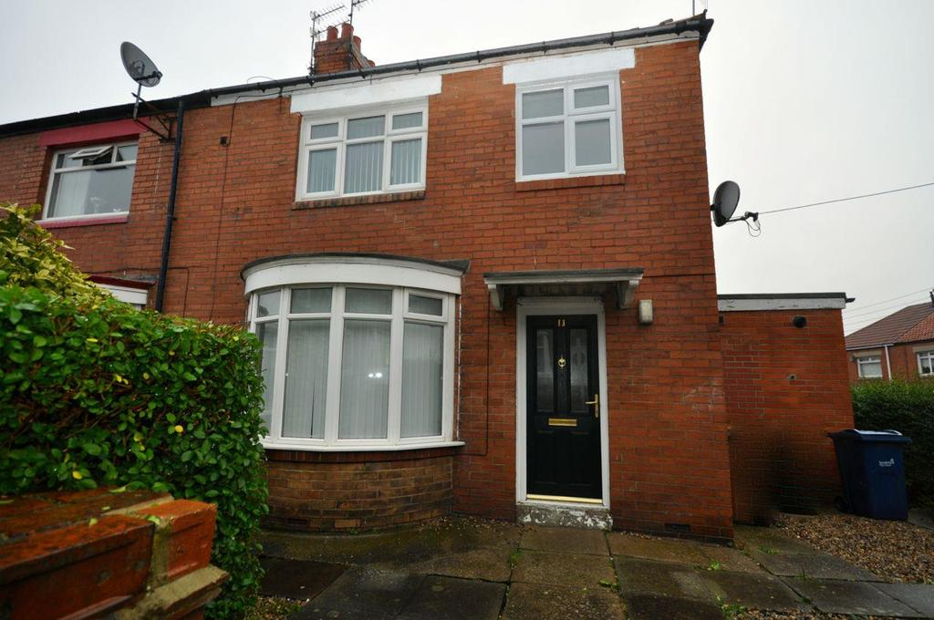 2 Bedrooms Semi Detached House for sale in Marina Terrace, Ryhope, Sunderland