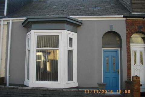 2 bedroom terraced bungalow for sale - ST LEONARD STREET, HENDON, SUNDERLAND SOUTH