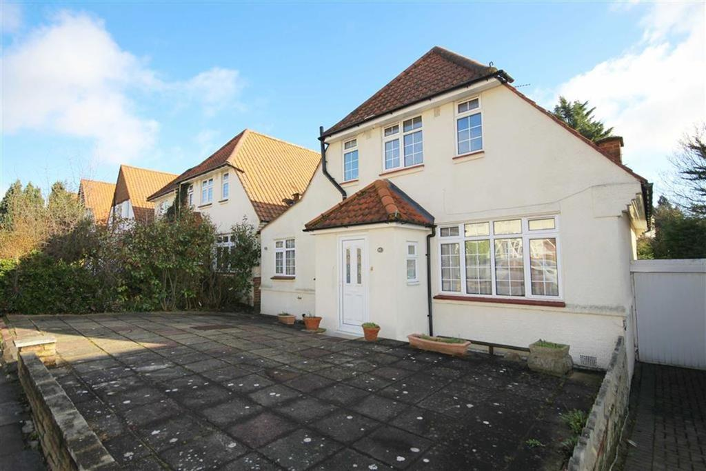 3 Bedrooms Detached House for sale in Manor Road, High Barnet, Hertfordshire