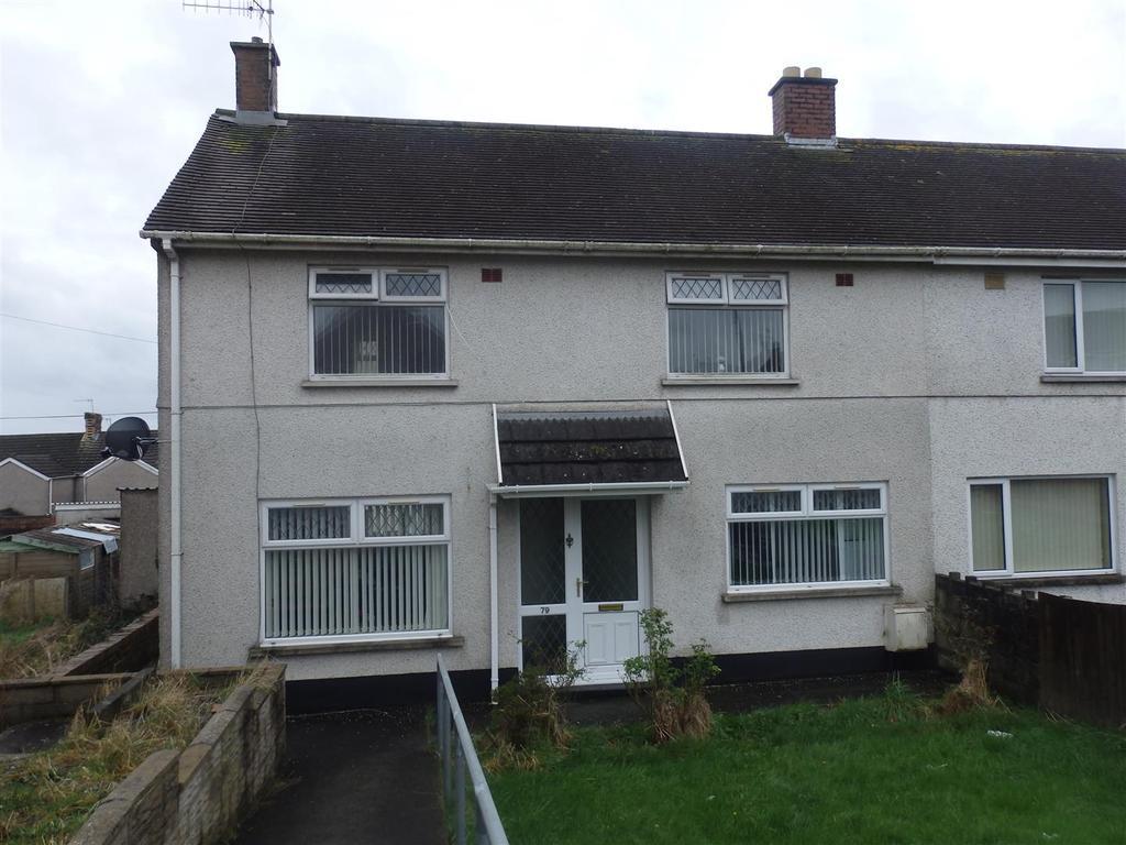 3 Bedrooms Semi Detached House for sale in Tir Capel, Llanelli
