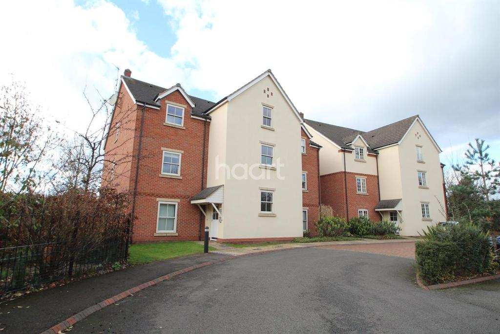 2 Bedrooms Flat for sale in Dann Place, Wilford Village, Nottinghamshire