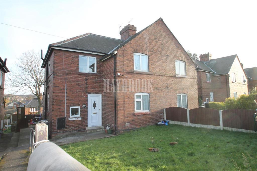 3 Bedrooms Semi Detached House for sale in Doncaster Road, East Dene