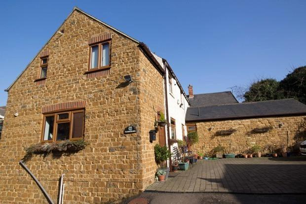 4 Bedrooms Cottage House for sale in Chapel Lane, Wilbarston, Market Harborough, LE16