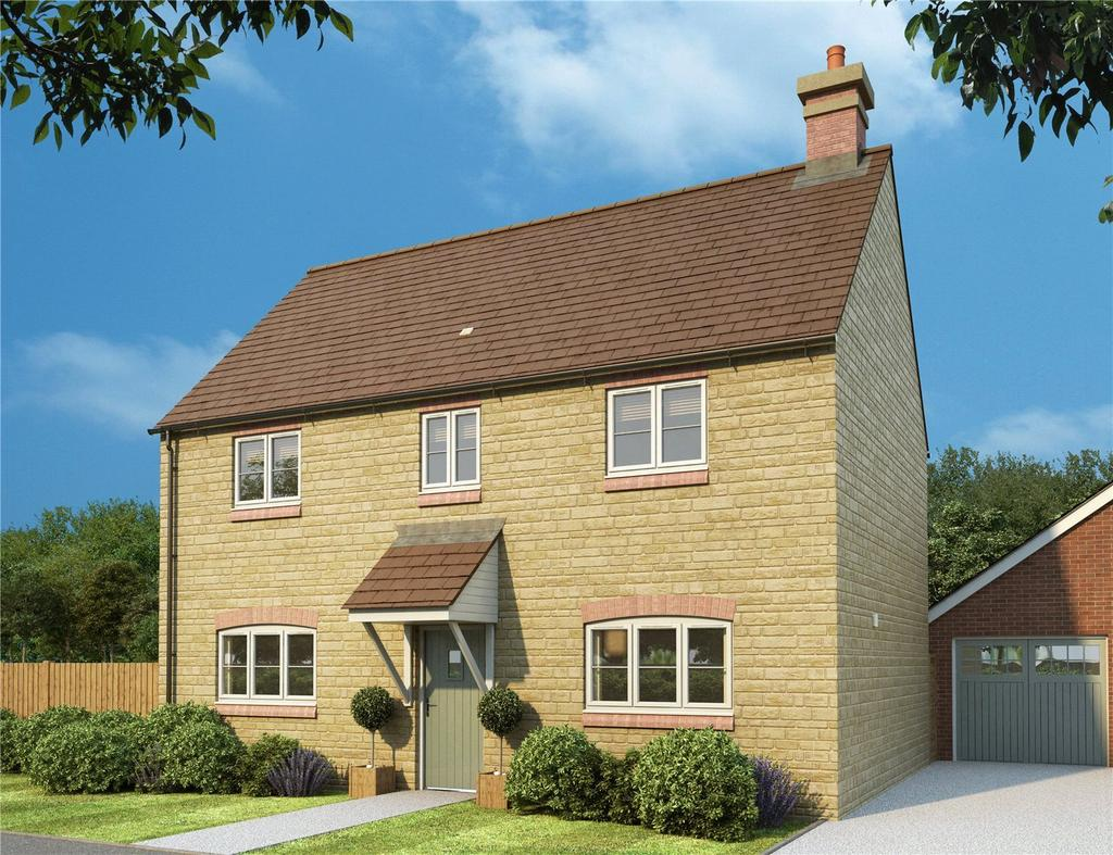4 Bedrooms House for sale in Ash Gardens, Burcote Park, Wood Burcote, Northamptonshire, NN12