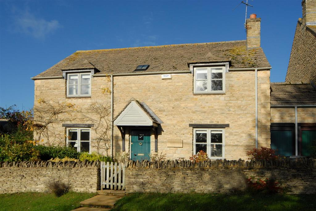 3 Bedrooms Detached House for sale in Fulbrook, Burford