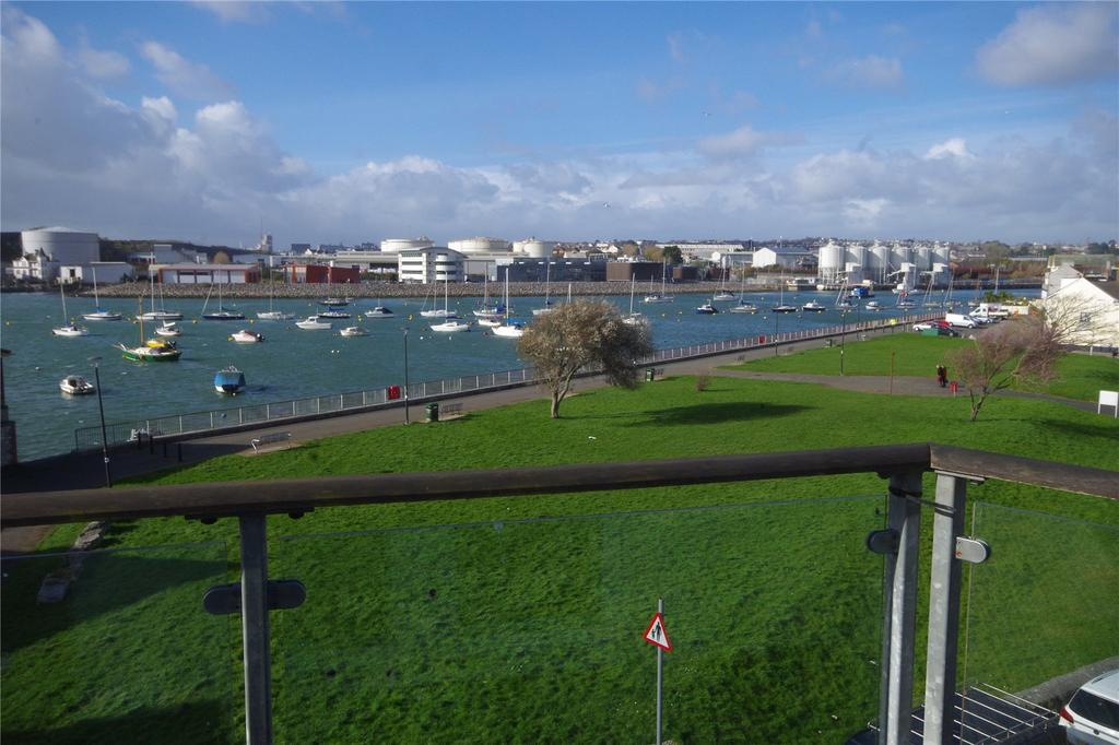 8 Bedrooms End Of Terrace House for sale in The Quay, Oreston, Plymouth, Devon, PL9