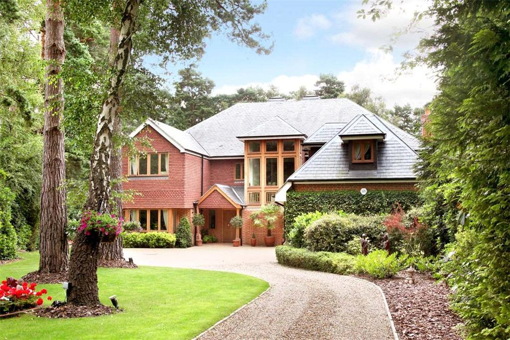 6 Bedrooms Detached House for sale in Horsegate Ride, Ascot, Berkshire, SL5
