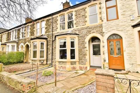3 bedroom terraced house for sale - Stacey Road, Roath, Cardiff, CF24