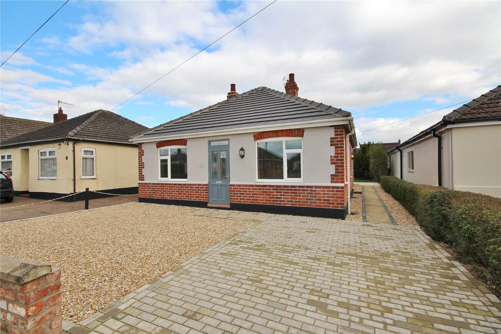 3 Bedrooms Detached Bungalow for sale in Mill Lane, Saxilby, LN1