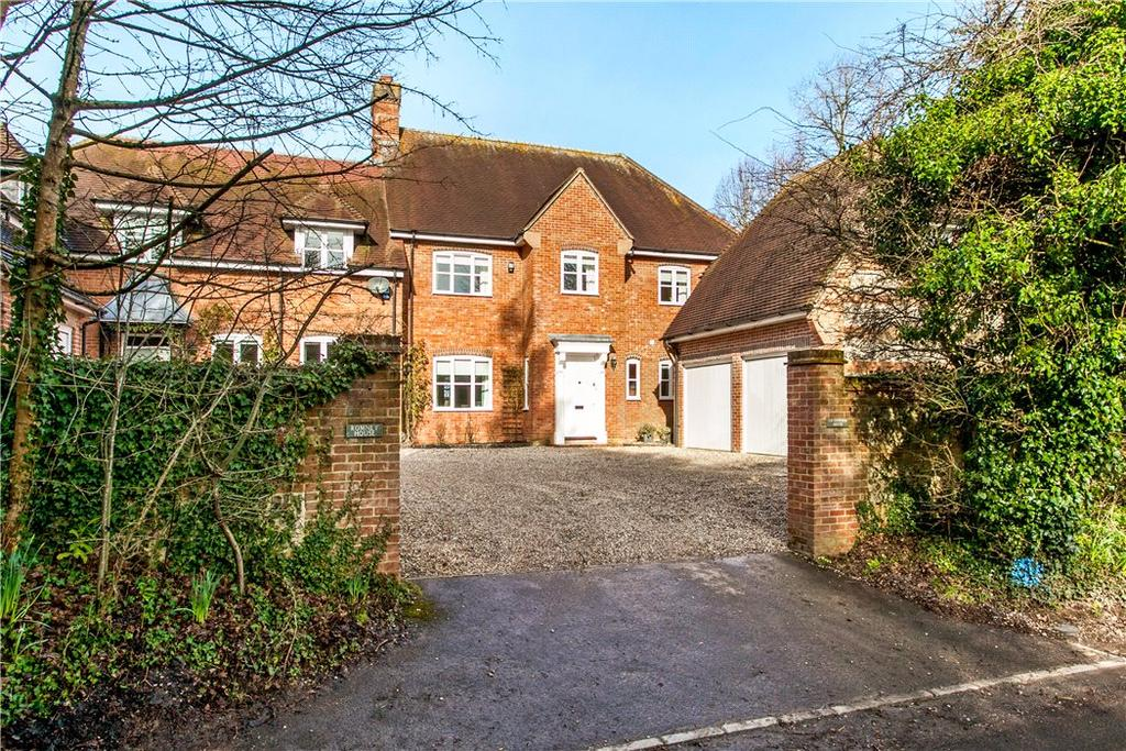 5 Bedrooms Semi Detached House for sale in Cleves Lane, Upton Grey, Basingstoke, Hampshire, RG25