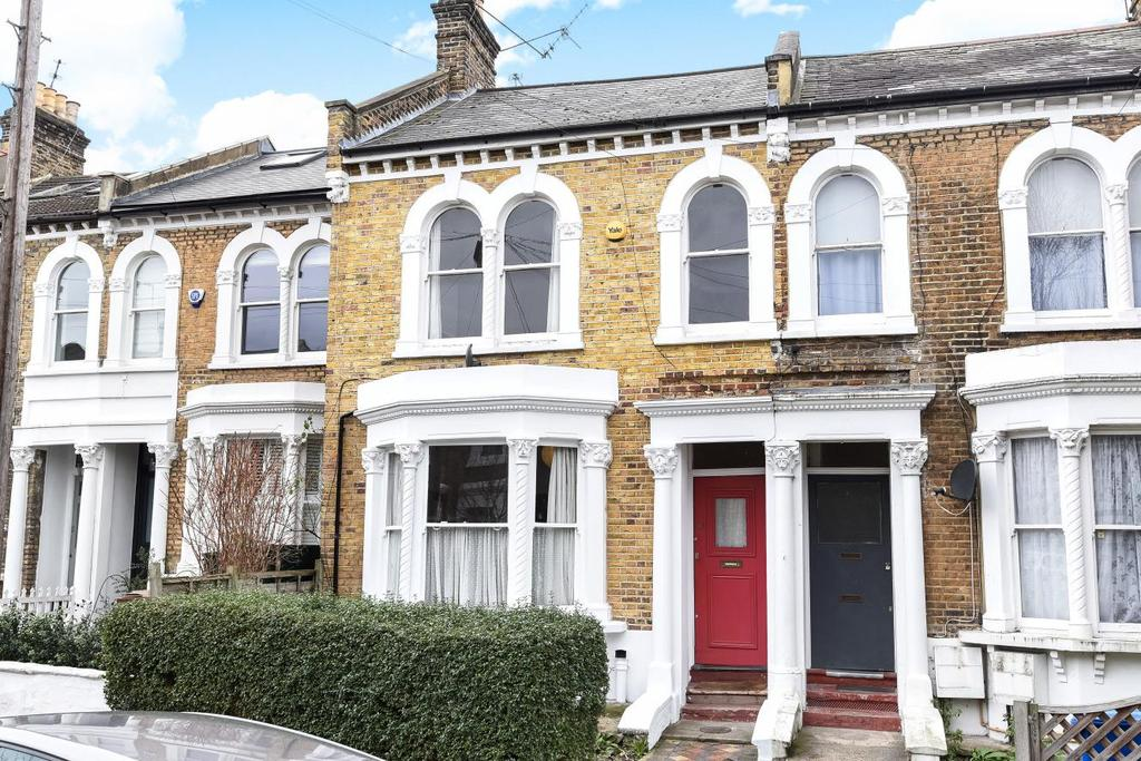 4 Bedrooms Terraced House for sale in Crofton Road, Camberwell, SE5