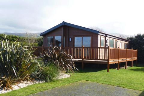 3 bedroom mobile home for sale - Lodge 'The Mawddach', Barmouth Bay Holiday Park, LL43