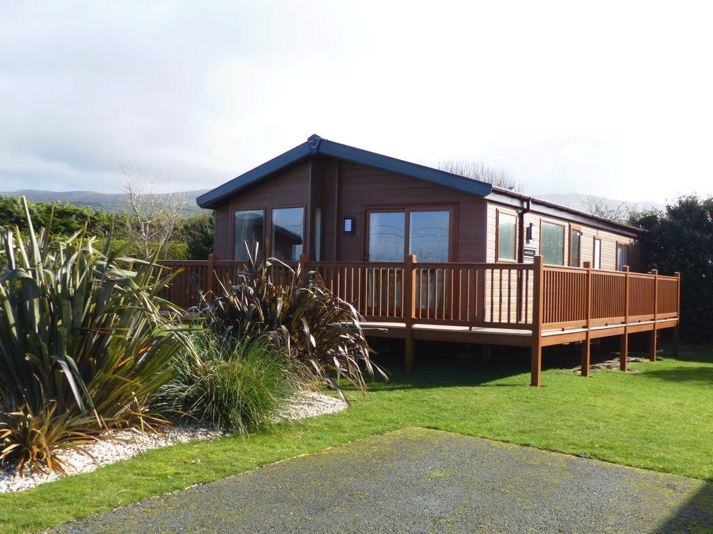 3 Bedrooms Mobile Home for sale in Lodge 'The Mawddach', Barmouth Bay Holiday Park, LL43