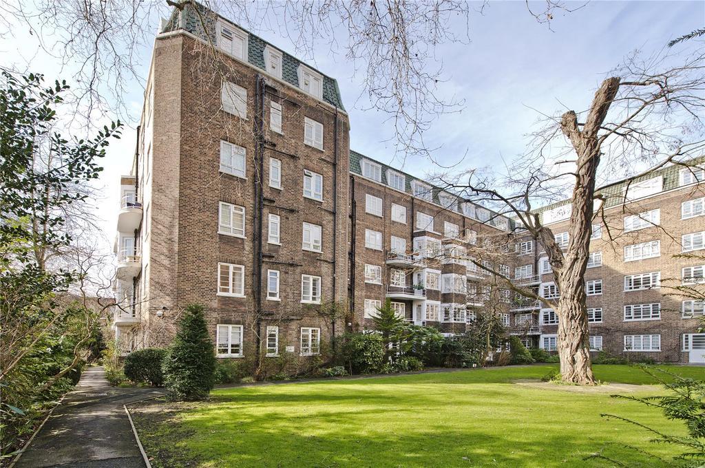 2 Bedrooms Flat for sale in Marlborough Court, Pembroke Road, London