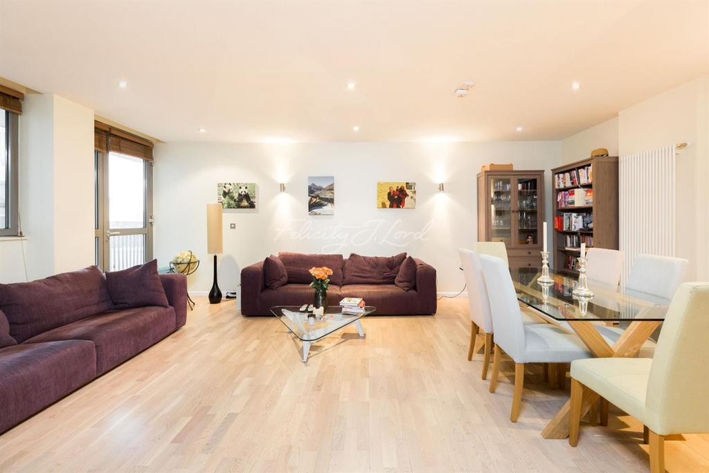 2 Bedrooms Flat for sale in The Spaceworks, 21 Plumbers Row, Aldgate, E1